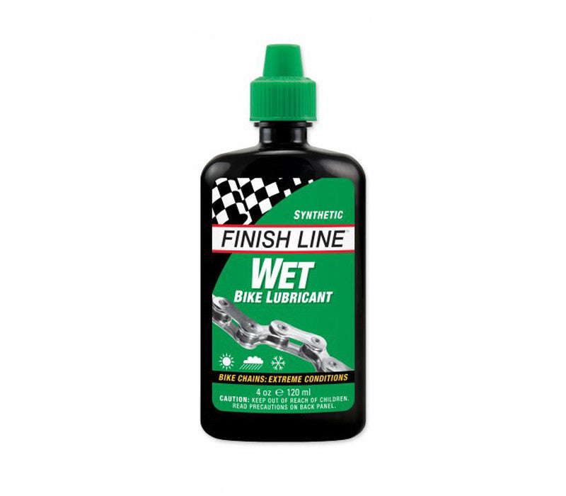 FINISHLINE Lubricants - WET LUBE - SYNTHETIC 04OZ.