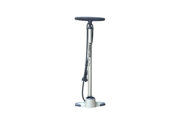 FIREFOX Pumps - FLOOR PUMP (ALLOY) WITH GUAGE - 260 PSI