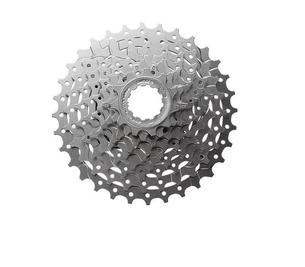 SHIMANO Cassettes & Freewheels - ALIVIO HG400-9S ,11-25T (ROAD)