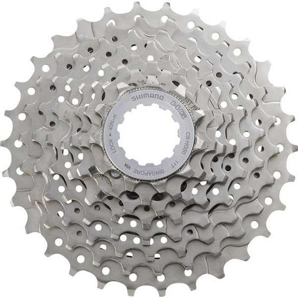 SHIMANO Cassettes & Freewheels - CLARIS HG50-8S ,11-28T ROAD