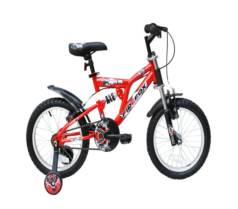 FIREFOX ALFA 16 RED (5-7 YEARS) KID'S BICYCLE