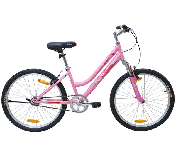 FIREFOX BREEZE 24 PINK (9-12 YEARS) KID'S BICYCLE