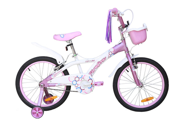FIREFOX DESTINY 2.0 PINK/WHITE (7-9 YEARS) KID'S BICYCLE