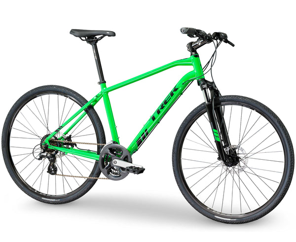 TREK DS 1 GREEN BICYCLE