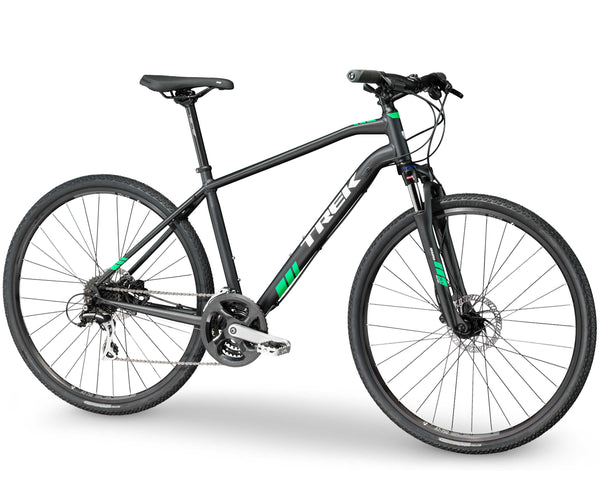 TREK DS 2 BLACK BICYCLE