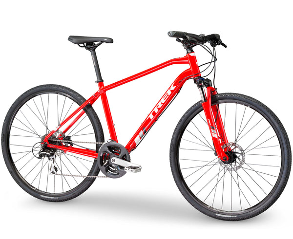 TREK DS 2 RED BICYCLE