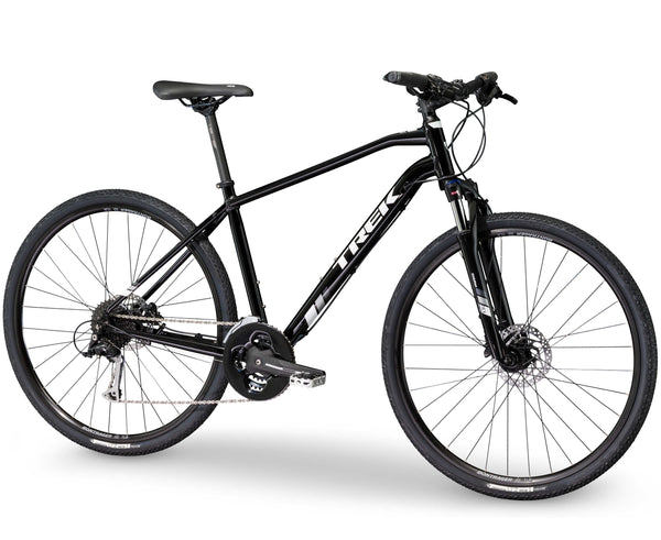 TREK DS 3 BLACK BICYCLE