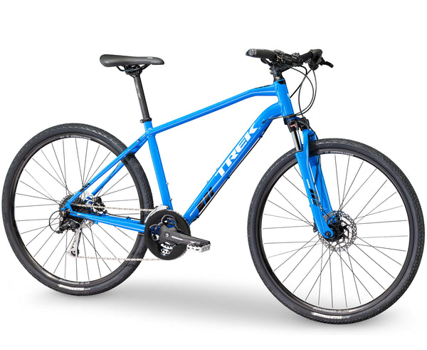 TREK DS 3 BLUE BICYCLE