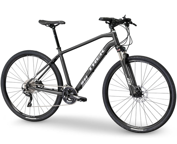TREK DS 4 BLACK BICYCLE