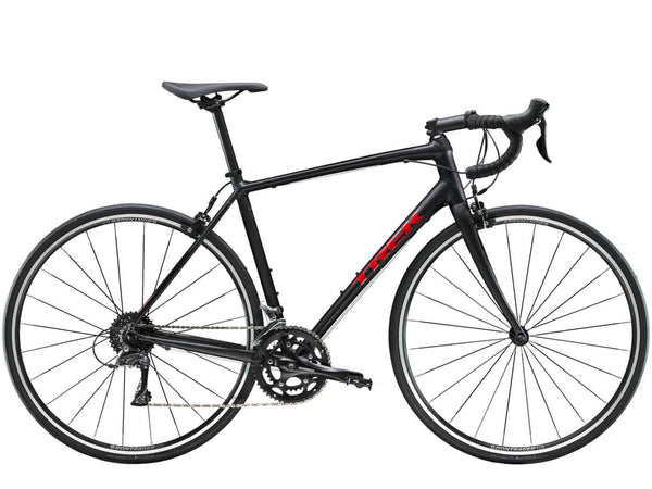 TREK DOMANE AL 2 MATTE TREK BLACK (NEW-2019) ROAD BICYCLE