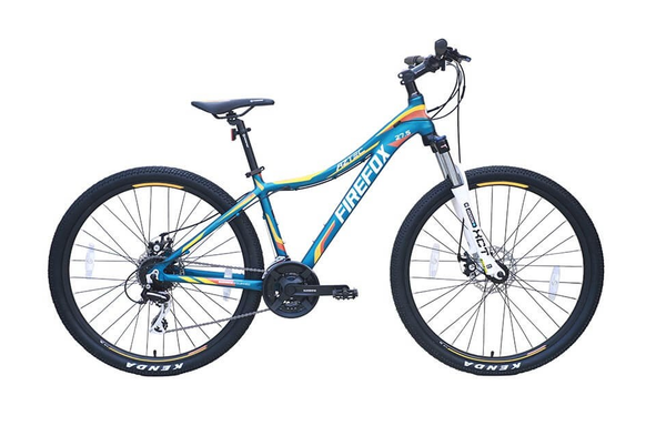 FIREFOX AZTEC 27.5 DISC WOMENS BLUE BICYCLE