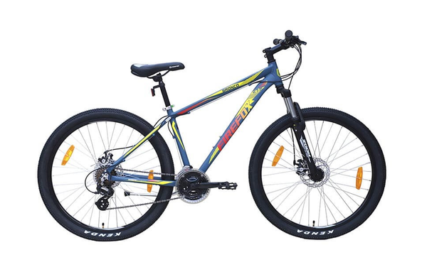 FIREFOX BRONCO 27.5 DISC GREY BICYCLE