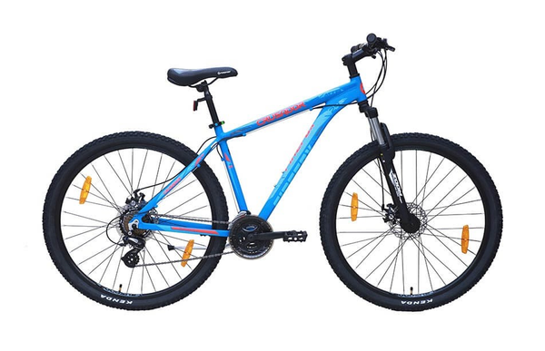 FIREFOX CRUSADOR 29ER DISC BLUE BICYCLE