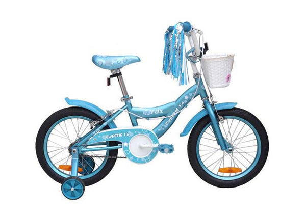 FIREFOX SWEETIE 16 BLUE (5-7 YEARS) KIDS BICYCLE
