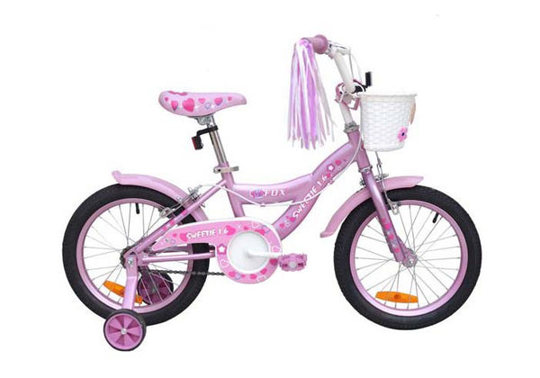 FIREFOX SWEETIE 16 PINK (5-7 YEARS) KID'S BICYCLE