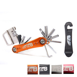 FIREFOX Folding Tools - (SUPERB TOOLS) 17 IN 1 FOLDING TOOL