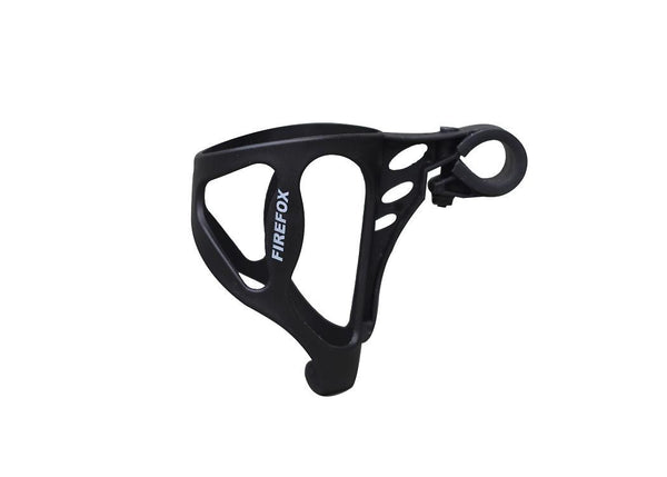 FIREFOX Bottle Cages - BOTTLE CAGE-PLASTIC (BLACK)