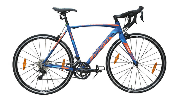 FIREFOX TARMAK 700C BLUE ROAD BICYCLE