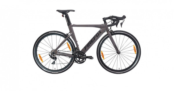 FIREFOX TSURUGI 700C CHARCOAL ROAD BICYCLE