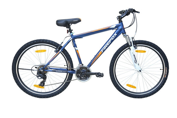 FIREFOX FUSION 2.6 21 S NAVY/WHT BICYCLE