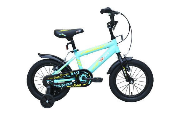 FIREFOX SKURRERZ 14 GREEN KID'S (3-5 YEARS) BICYCLE