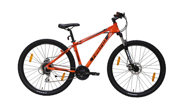 FIREFOX MAXIMUS DISC 29ER ORANGE BICYCLE