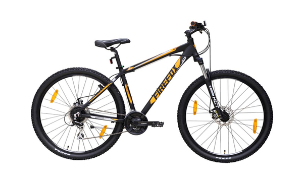 FIREFOX MAXIMUS DISC 29ER BLACK BICYCLE