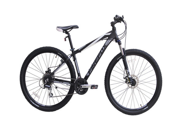 FIREFOX MAXIMUS DISC 29ER BLACK/WHITE BICYCLE