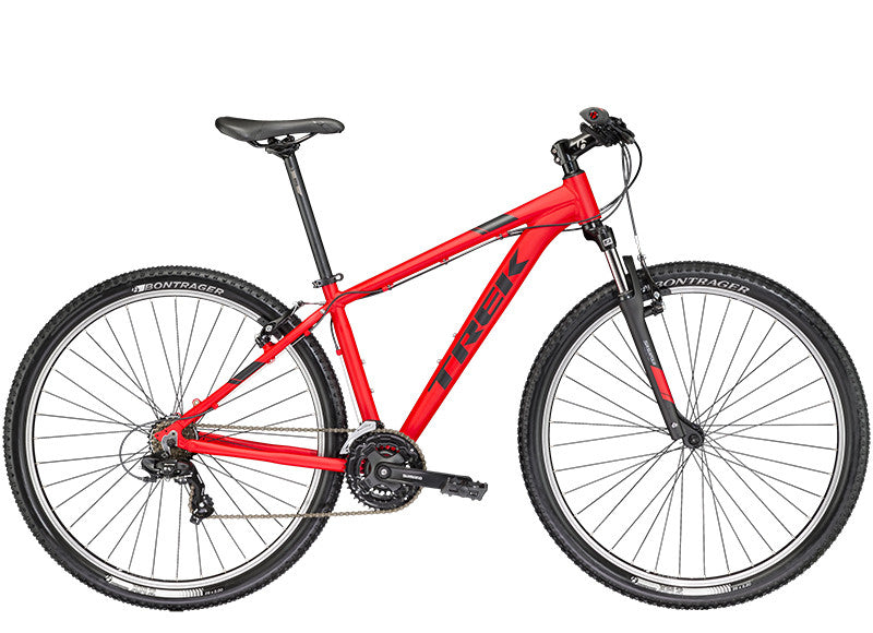 TREK MARLIN 4 29ER RED BICYCLE
