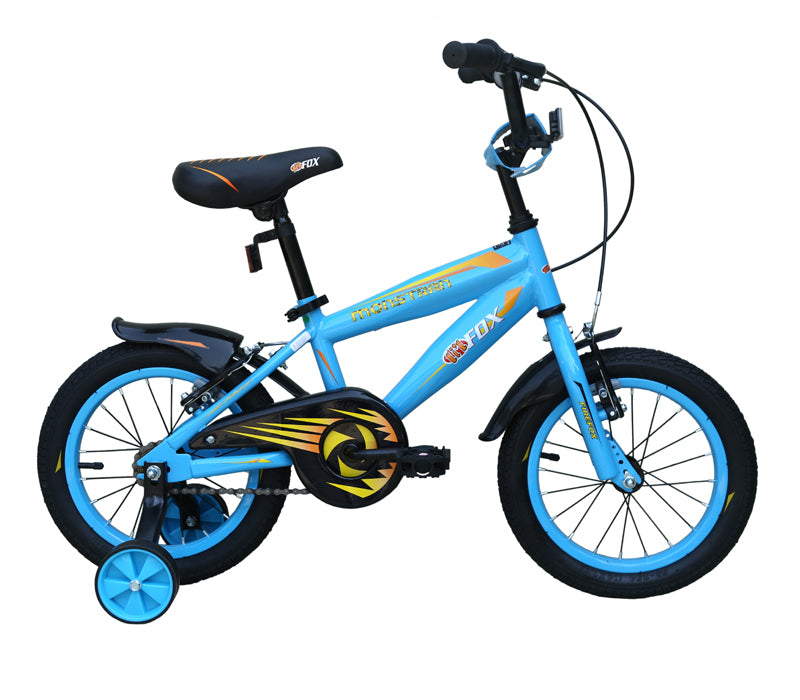 FIREFOX MONSTRAN 14 BLUE KID'S (3-5 YEARS) BICYCLE