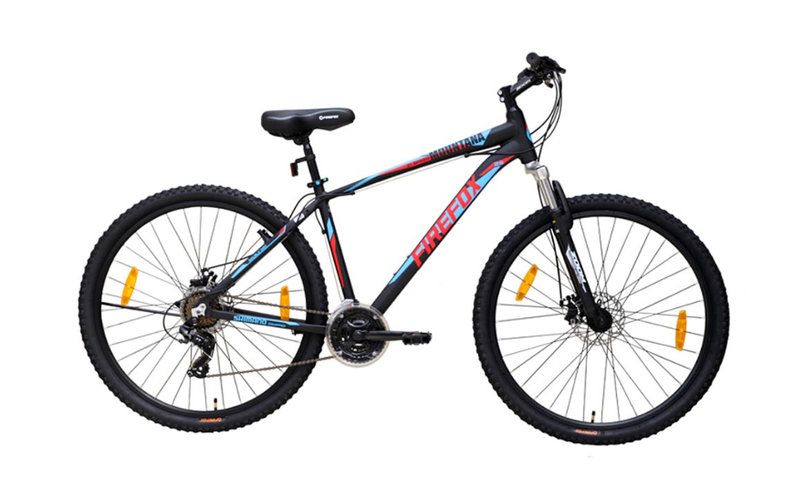 FIREFOX MOUNTANA 21 (DISC) 29ER BLACK BICYCLE