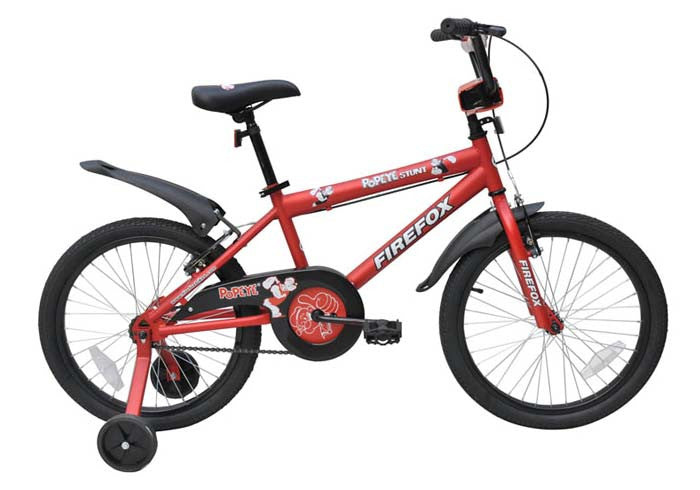 FIREFOX POPEYE 20 RED (7-9 YEARS) KIDS BICYCLE