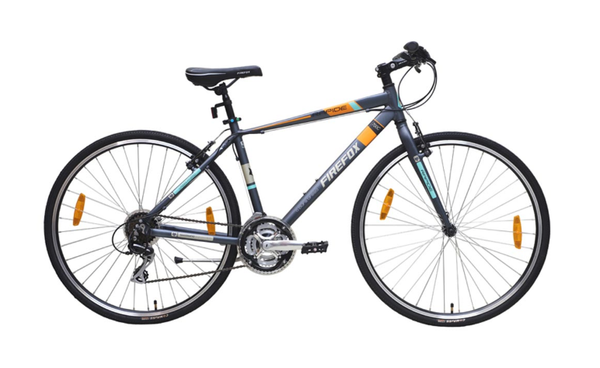 FIREFOX RAPIDE 21S MATT GREY BICYCLE