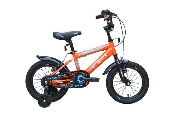FIREFOX SKURRERZ 14 RED KID'S (3-5 YEARS) BICYCLE