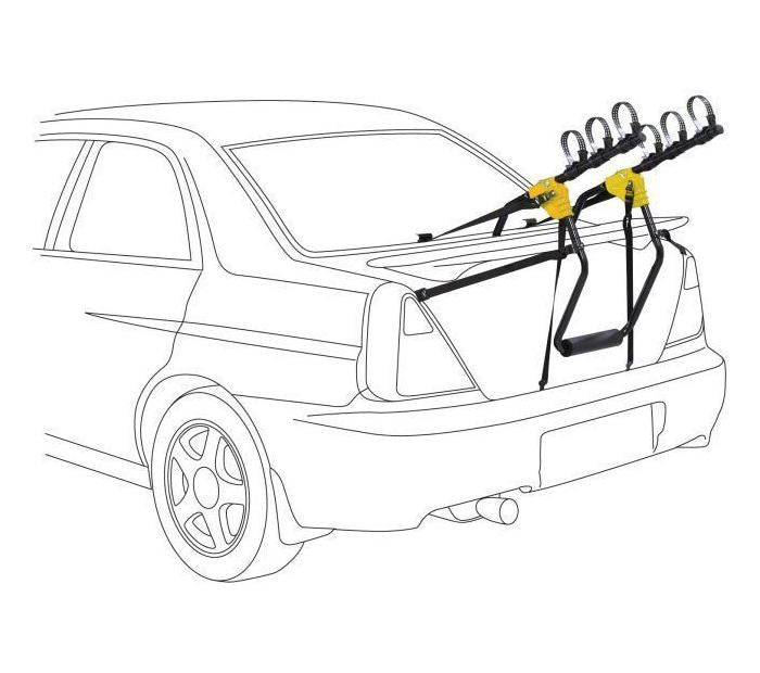 SARIS - SENTINEL 3-BIKE (CAR BICYCLE CARRIER)