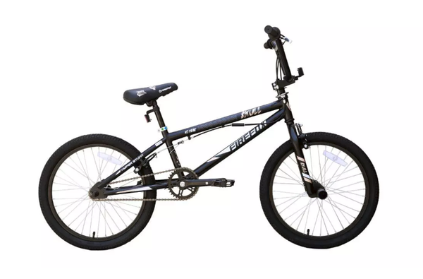 FIREFOX BMX SKULL BLACK BICYCLE