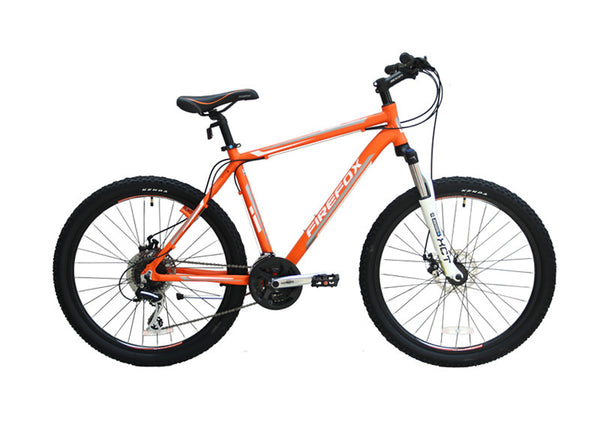 FIREFOX SNIPER D ORANGE/WHITE BICYCLE