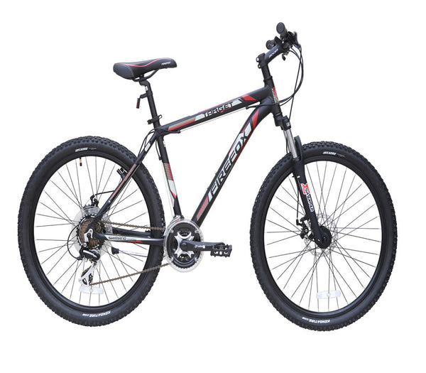 FIREFOX TARGET D 21S BLACK/RED BICYCLE