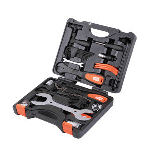 FIREFOX Professional Bike Tool Sets - (SUPERB TOOLS) 25 PCS BIKE TOOL SET