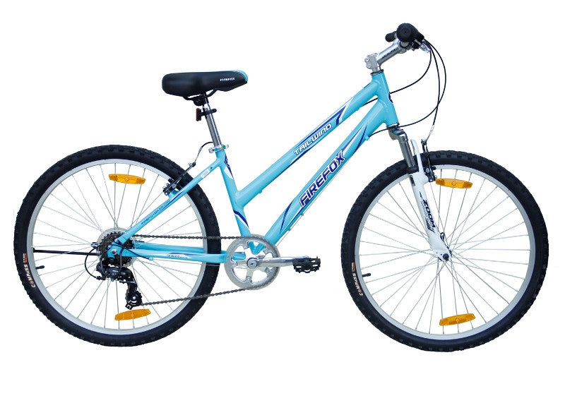 FIREFOX TAILWIND BLUE/WHITE BICYCLE