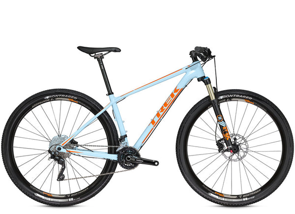 TREK SUPERFLY 7 29ER BLUE I ORANGE BICYCLE