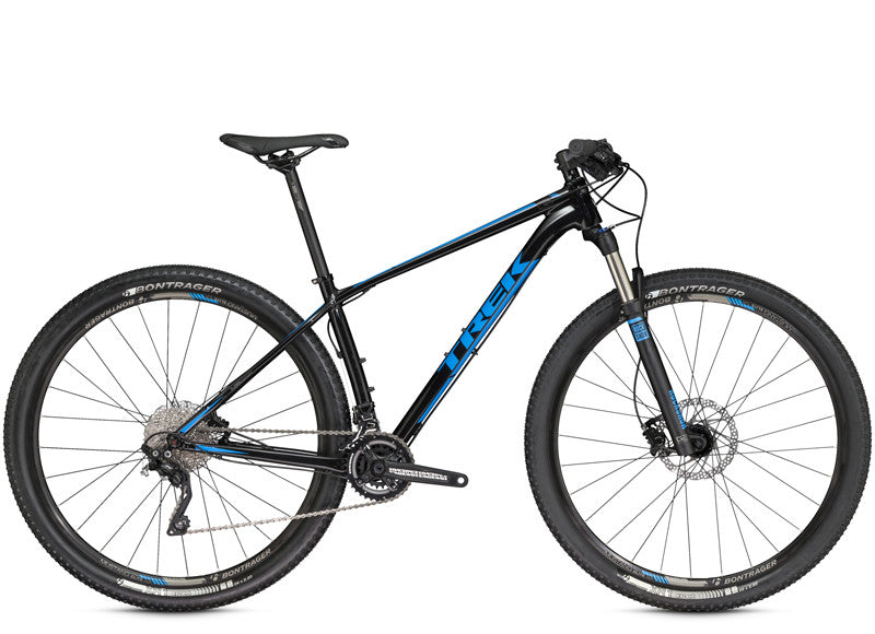 TREK SUPER SALE SUPERFLY 5 29ER BLACK I BLUE BICYCLE