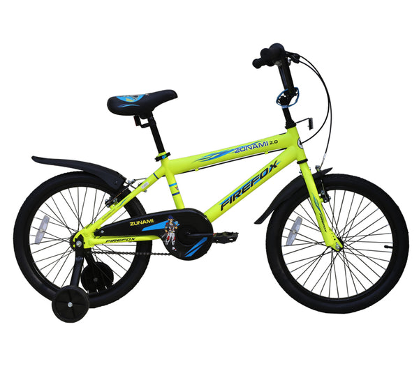 FIREFOX ZUNAMI 20 GREEN (7-9 YEARS) KID'S BICYCLE