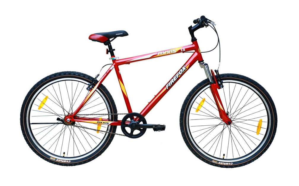 FIREFOX AXXIS 26 RED BICYCLE