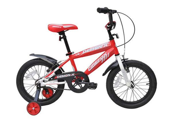 FIREFOX DEMON X 16 RED (5-7 YEARS) KID'S BICYCLE