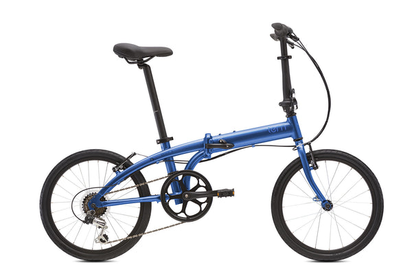 TERN LINK B7 BLUE FOLDING BICYCLE