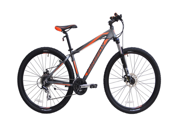 FIREFOX MAXIMUS DISC 29ER GREY/BLACK BICYCLE