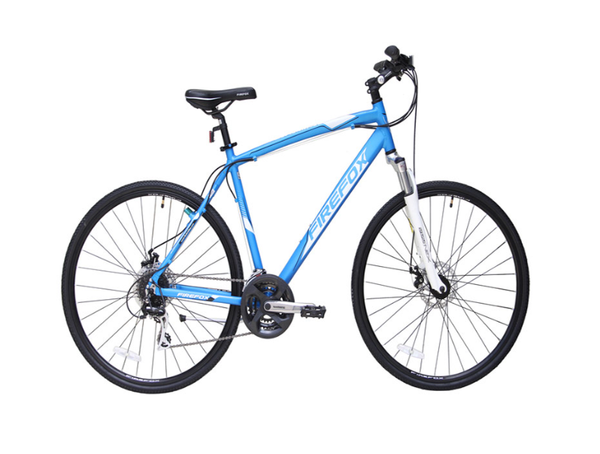 FIREFOX MOMENTUM 700C BLUE BICYCLE