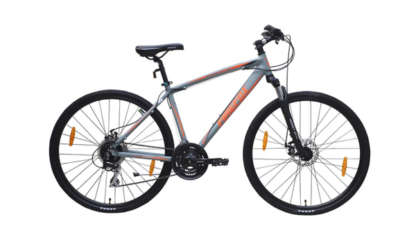 FIREFOX MOMENTUM 700C MATT GREY BICYCLE
