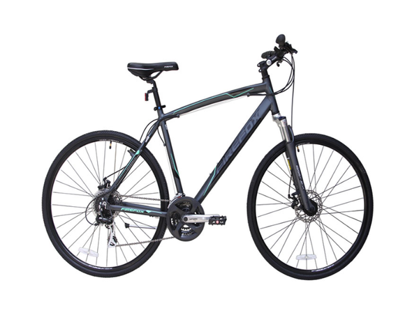 FIREFOX MOMENTUM 700C GREY BICYCLE